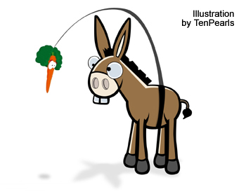 Stop Chasing Carrots